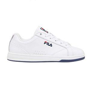 NWT Fila   Reunion Leather Court Tennis Shoes